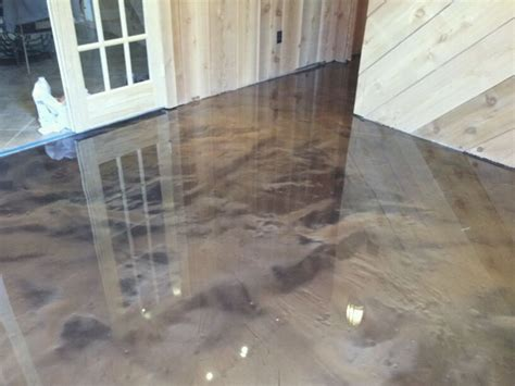 Basement Floor Epoxy Wonderful Epoxy Basement Floor Home Ideas Collection Epoxy Basement Floor Coating