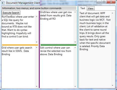 xaml design pattern net design pattern for wpf software engineering stack