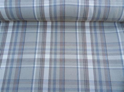 beige tartan curtains curtain fabric highland wool tartan blue beige by