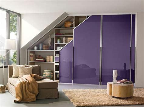 Dressing Sous Pente De Toit 3151 by Les Meubles Sous Pente Solutions Cr 233 Atives Archzine Fr