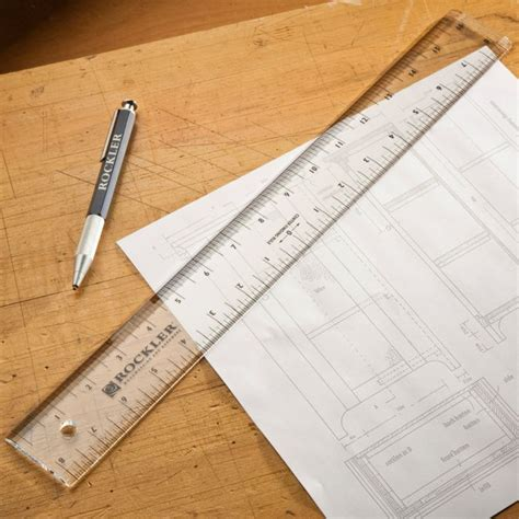 woodworkers ruler