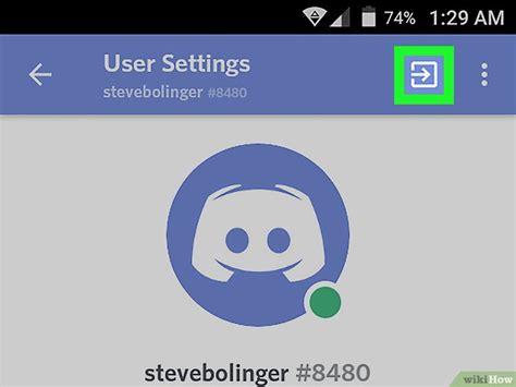 discord delete account c 243 mo eliminar una cuenta de discord en android 7 pasos