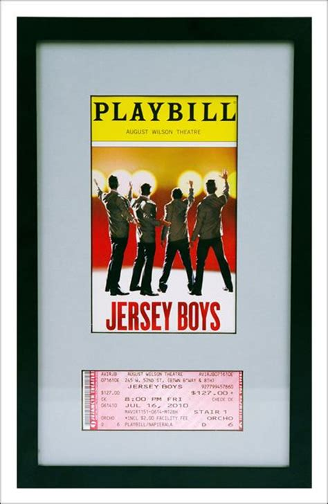 Wanted To Do Broadway by Want For All My Broadway Playbills Tickets Preserve
