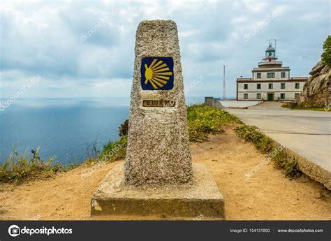 tappe camino de santiago a pointer for the orientation of the camino de santiago
