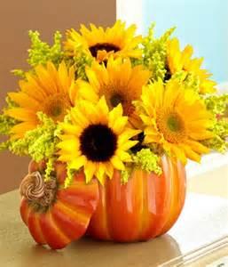 Sunflower Wedding Ideas 24 Pumpkin Flower Vases The Bright Ideas Blog