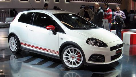 Abarth Punto History Fiat Part Vii 2000 Present Myn Transport