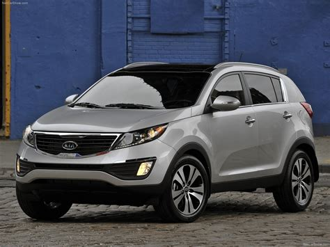 Kia Sportage Photo Kia Sportage Picture 74970 Kia Photo Gallery