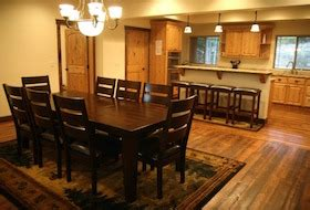 nicklaus house priest lake id luxury vacation rental home