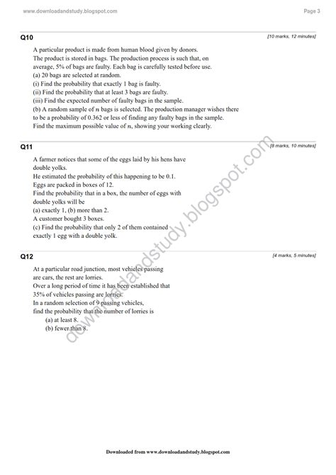 Distribution Worksheet by Worksheets Binomial Distribution Worksheet Opossumsoft