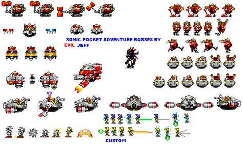 Kaos T Zone T Size L Geser other systems sonic pocket adventure bosses the