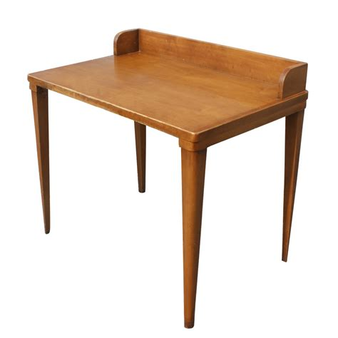 Library Desk by 3 Ft Vintage Wooden Library Desk