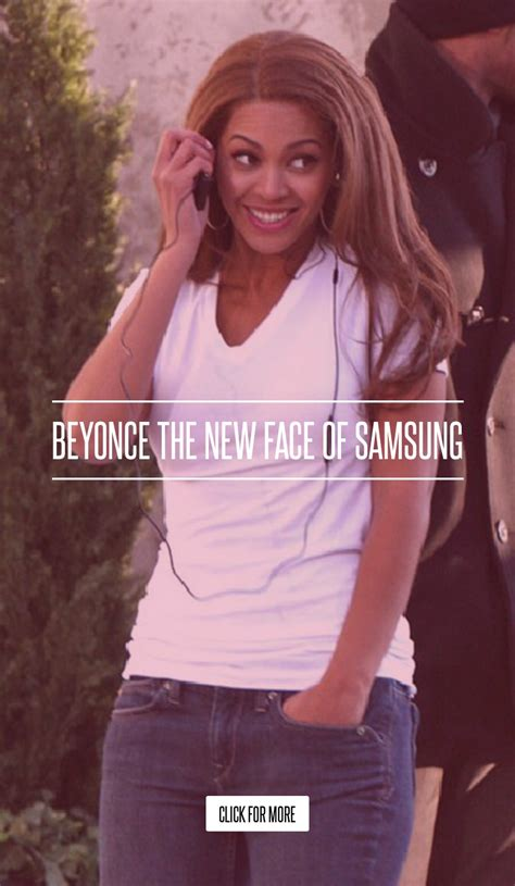 Beyonce The New Of Samsung by Beyonce The New Of Samsung Lifestyle