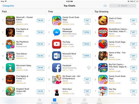 appstore apk free apple changes its free apps in app store replacing free button with get button