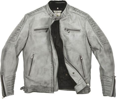 Quickslver Leather Black List White helstons cruiser rag lederjacke g 252 nstig kaufen fc moto