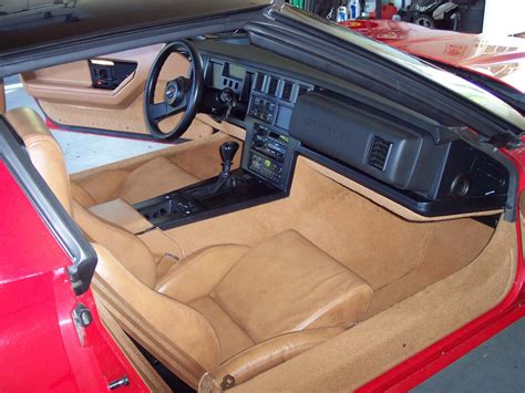 89 Corvette Interior by 1988 Corvette Interior Gallery