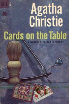 cards on the table 1000 images about agatha christie on miss