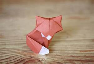 Cool Origami Ideas - origami animals easy to fold