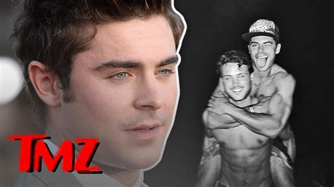 zac efron little brother zac efron s younger brother is just as hot as him tmz