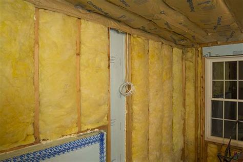 r value insulation for basement walls walk out basement wall insulation the tool reporter