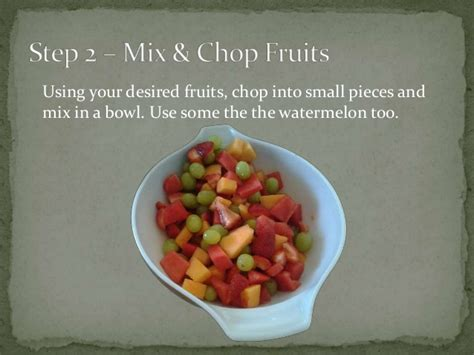 Shower Chop Fruit by Watermelon Baby Carriage Baby Shower Food Ideas