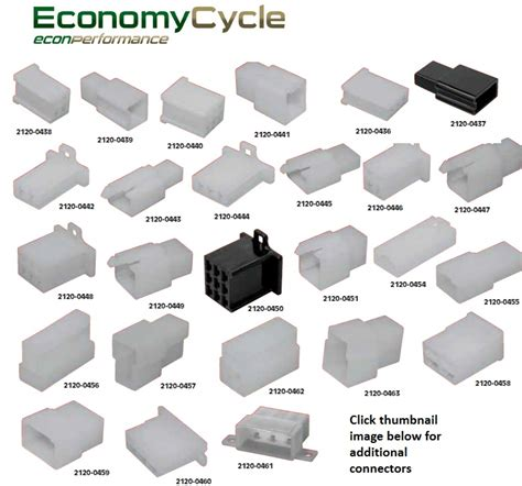 electrical ends electrical connector blocks sold each economy cycle