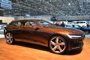Volvo Concept Wagon Volvo Concept Estate To Spawn V90 Luxury Wagon Joining
