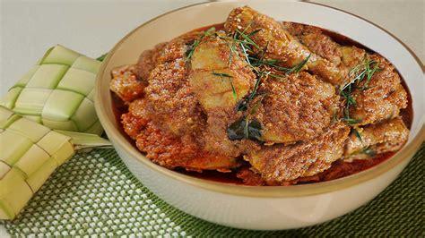 youtube membuat rendang padang resep rendang ayam mantap dan lezat kuliner123 info