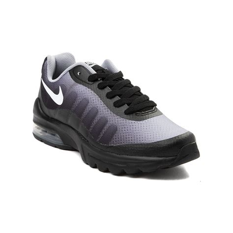 youth athletic shoes youth nike air max invigor athletic shoe gray 1388171