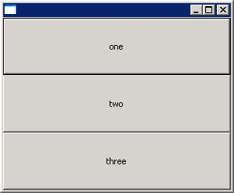 Layout Java Vertical | configure the layout orientation horizontal and vertical