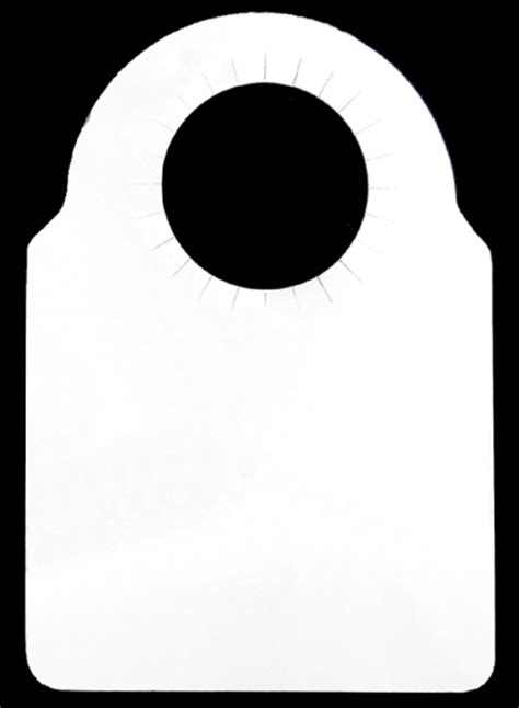 Neck Tags For Bottles Images Neck Tag Template