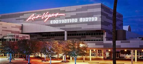 Las Vegas Free Detox Centers by Tech Upgrades Coming To Las Vegas Convention Center