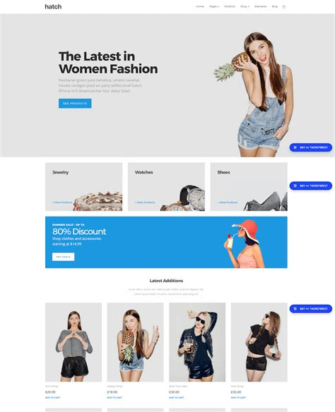 theme wordpress hatch 20 best wordpress themes for local business and startups
