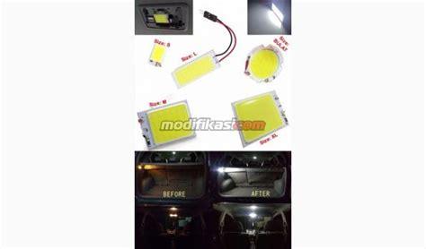Led Plafon Lu Kabin Festoon Cob 12 Led 31 Mm bohlam led lu led plafon kabin cob model plasma tipis