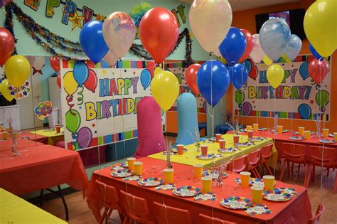 how to decorate for a birthday party at home birthday party room tips your birthday party ideas
