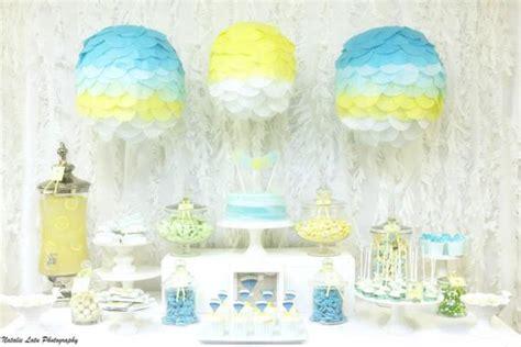 Air Balloon Baby Shower Ideas by Air Balloon Baby Shower Theme Baby Shower Ideas