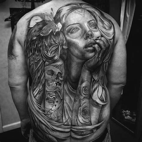 tattoo back chicano 86 best images about chicano tattoo on pinterest