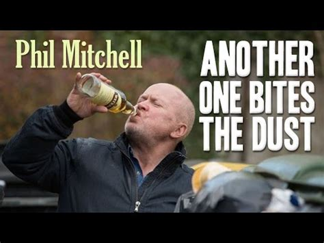 Another One Bites The Dust Hollyscoop by Another One Bites The Dust Phil Mitchell