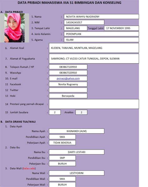 format membuat biodata contoh biodata diri pictures contoh brosur makanan dalam