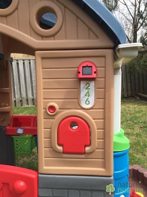 tikes green roof playhouse tikes go green playhouse review