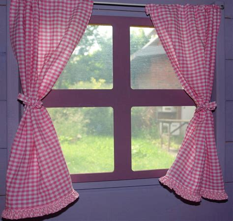 the curtain playhouse playhouse curtains wendy house curtains outdoor house
