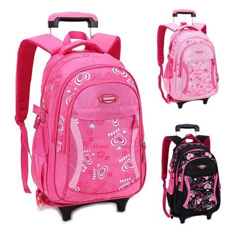 Best Seller Tas Trolley Anak 4 In 1 Avenger Blue 6d aliexpress buy children trolley school bag backpack