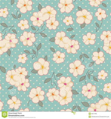 classic wallpaper vintage flower pattern background blue vintage floral background vintage floral on blue