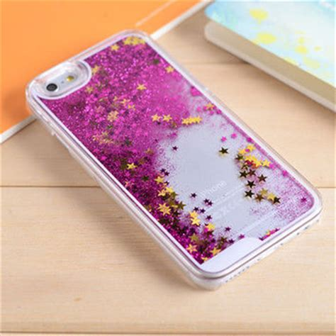 Casing Hp Iphone 7 Unik 3d Cover Soft Bunga 114115 Pink Dynamic Liquid Glitter Sand From Fashion