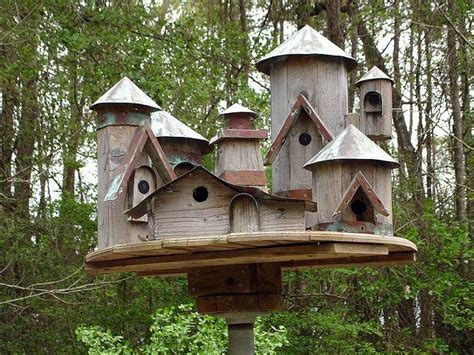 106 best images about vintage bird houses on pinterest