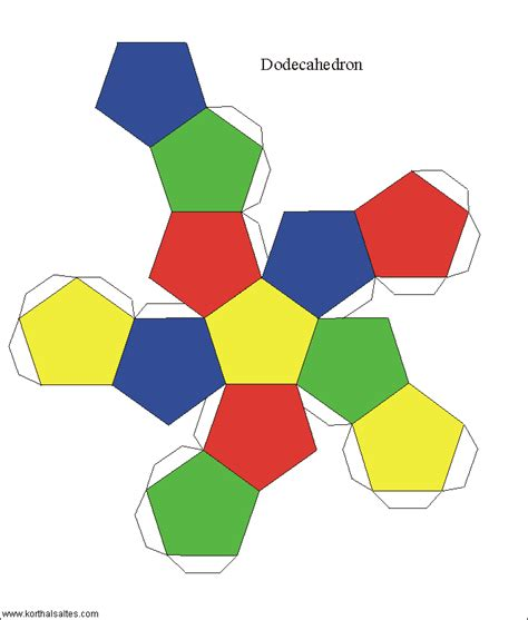 How To Make A Origami Dodecahedron O Como Fazer - 301 moved permanently