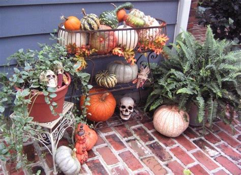 spooky halloween decorating ideas   home