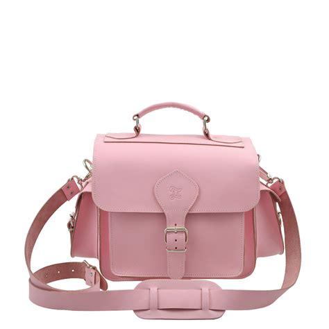 The Pink Bag leather bag pink