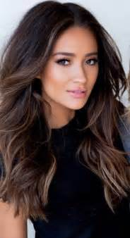 best haircuts for brown hair on 60 25 best ideas about brunette hair colors on pinterest