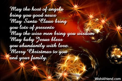 host  angels bring christmas   cards