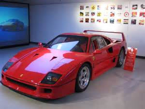 Used F40 Tuning Cars And News F40